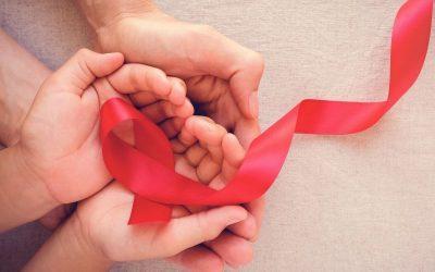 Würdigung für herausragende Leistungen gegen HIV und AIDS