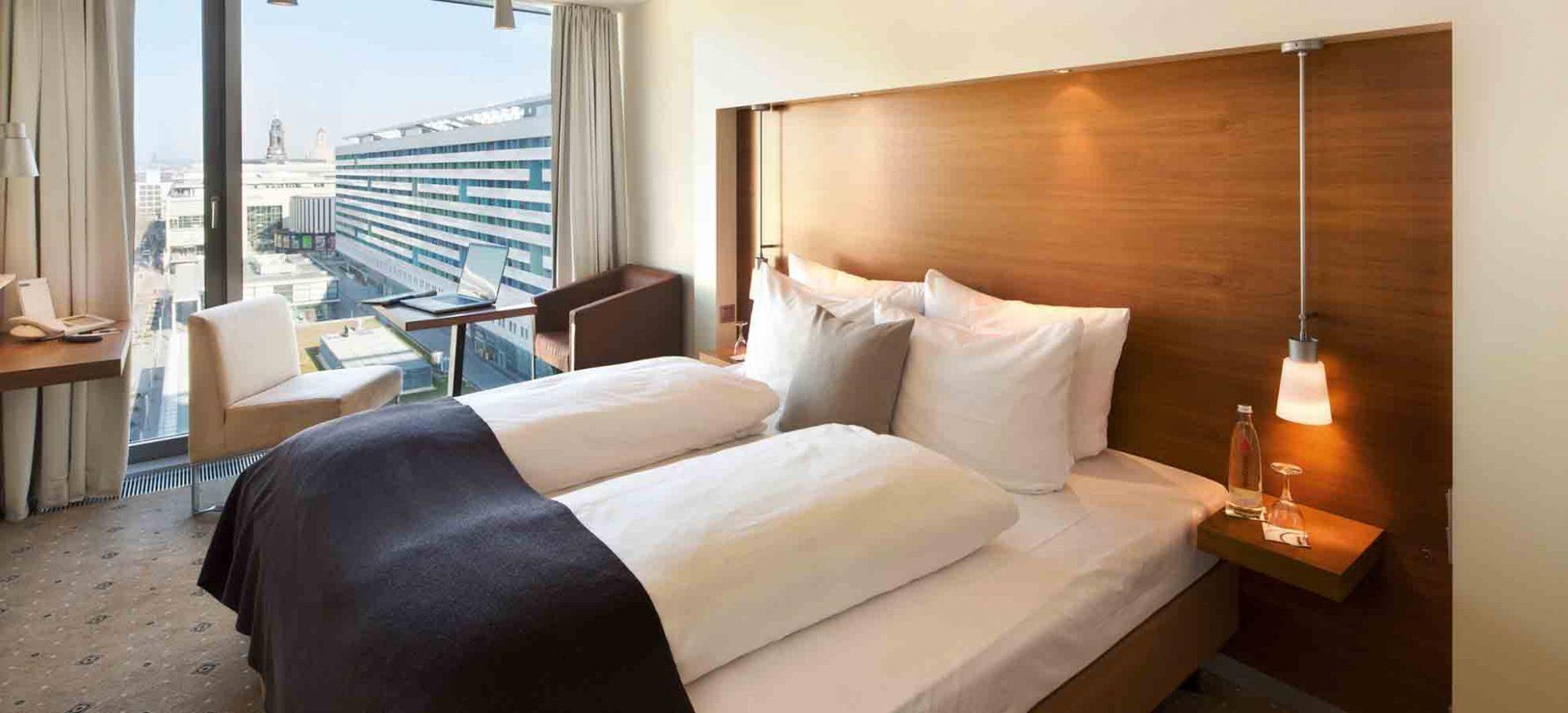 Pullman Hotel Dresden Newa Superior Zimmer