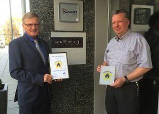 Pullman Hotel Dresden als Safe-Hotel zertifiziert