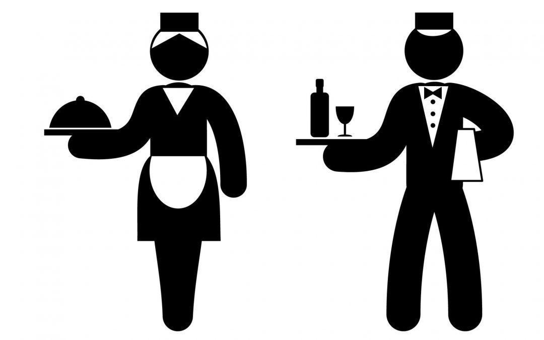 Oberkellner / Stellvertreter des Restaurant Managers