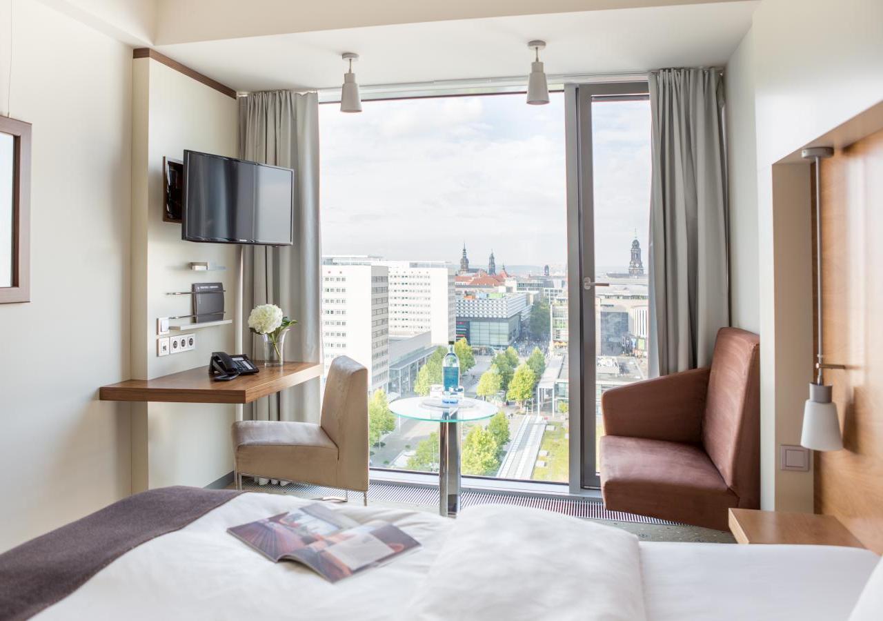 Superior Room - Pullman Hotel Dresden