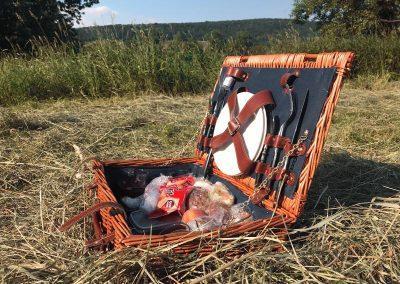 Picknick-Korb aus dem Pullman Dresden © Trendlupe