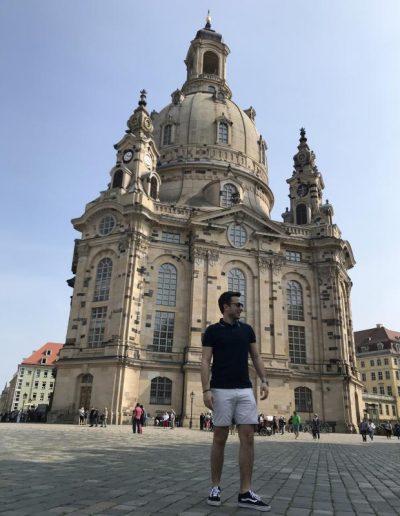 Frauenkirche Dresden © Ovgu & Levent