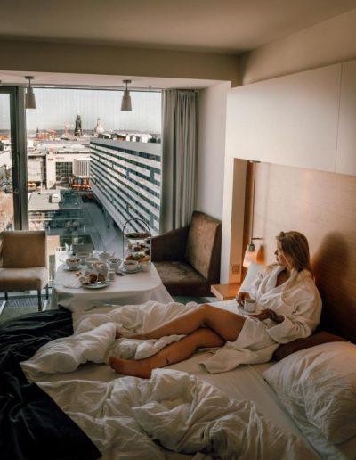 Hotelzimmer Dresden - Pullman Hotel Dresden Newa © Carina & Dinis