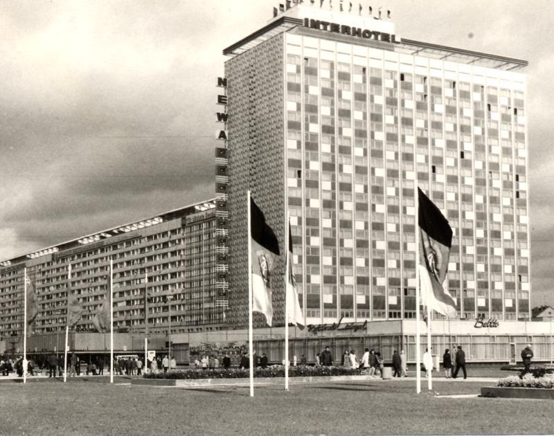 Pullman Dresden 1970